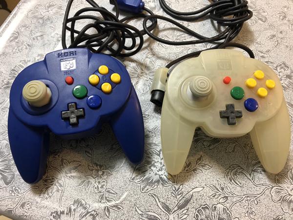 N64コントローラー