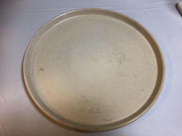 オーブンレンジ丸皿